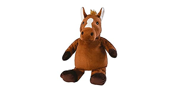 Amazon.com: T-Tex Warmies Peluche Termico Cavallo Pelo Raso Estraibile: Health & Personal Care