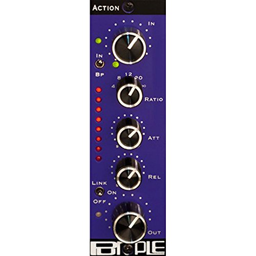 Purple Audio Action FET Compressor by Purple Audio
