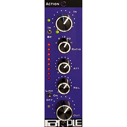 Purple Audio Action FET Compressor by Purple Audio