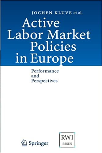 Book Active Labor Market Policies in Europe: Performance and Perspectives