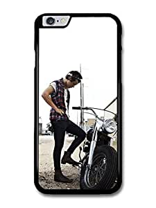 Harry Styles Motorbike 1D One Direction case for iPhone 6 Plus