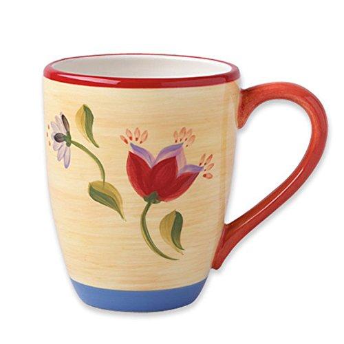 Pfaltzgraff Napoli Perfect Coffee Mug, 12-Ounce