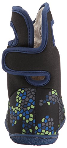Black Bogs Boot Baby Penguins Multi Winter Snow Classic xwqYwdXrP