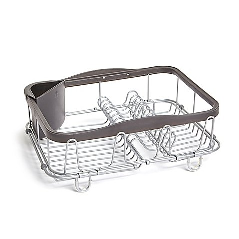 Umbra SINKIN Expandable Multiuse Sink Rack charcoal by Umbra®