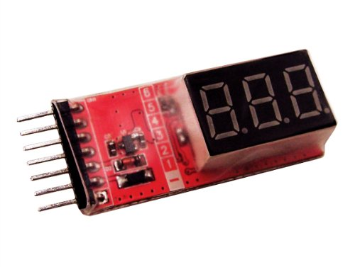 - Cell Spy Platinum Lipo Voltage Tester