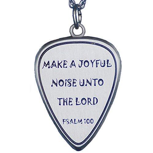 (P-174 Make a Joyful Noise Guitar Pick)