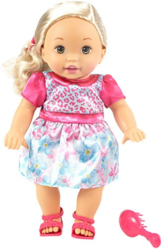 Mattel Little Mommy Sweet as Me Party Shimmer Baby Doll