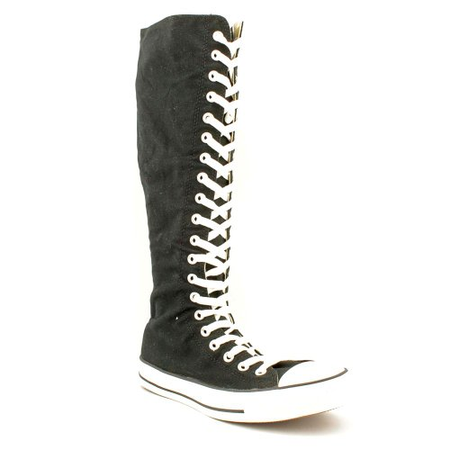4af5ebf8d68653 good Converse The Chuck Taylor All Star XX-HI Zipper Sneaker in Black