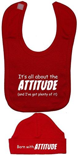 tengo actitud la Babero de gorro Todo trata se para y Products gorro lleno beb lo Acce y nzcWpp
