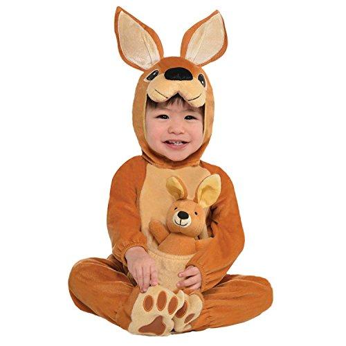 Infant Prisoner Halloween Costumes (AMSCAN Baby Li'L Lawbreaker Prisoner Costume, 6-12)