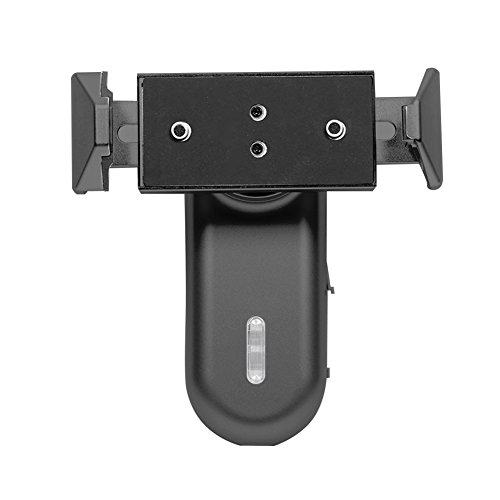 Wewow Fancy Portable Smartphone Gimbal stabilizer with Supplementary Light and Handle (Black) by Wewow (Image #2)