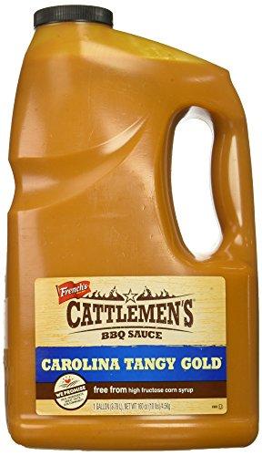 Cattlemen's Gold Sauce, 128 Ounce