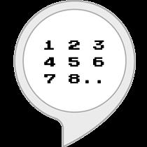 数字カウンター