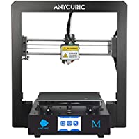 ANYCUBIC I3 MEGA 3D Printer Pre-assembled with Ultrabase hotbed and Touch Screen Large Print Size, Works with PLA, ABS, HIPS, WOOD (ANYCUBIC M: Works with PLA, HIPS, WOOD, etc.)