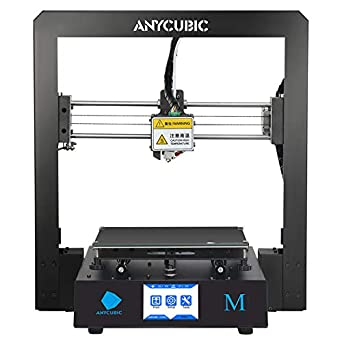 anycubic Prusa I3 3d impresora pantalla LCD USB SD Tarjeta 3d printer DIY Kit Set, I3 Mega, 1