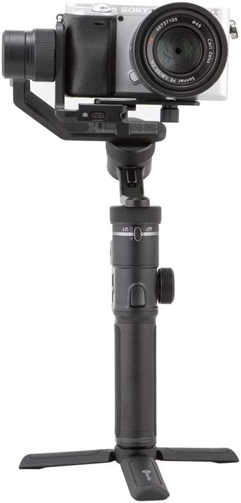 Feiyu G6 Max 3-Axis Handheld Gimbal 3-in-1 Stabilizer for DSLR Cameras 2.65 lbs Capacity