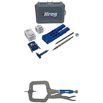 "Kreg Pocket-Hole Jig 320 with 2"" Face Clamp - - Amazon.com"
