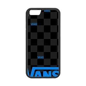 Plastic Cases Bbatg iPhone 6s 4.7 Inch Cell Phone Case Black Vans Generic Design Back Case Cover