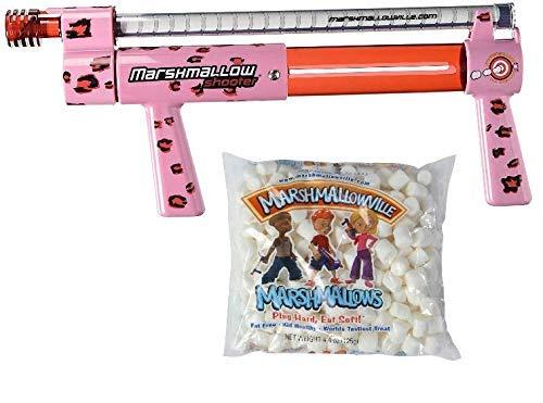 Cheetah Shooter with 1 Bag of Marshmallows