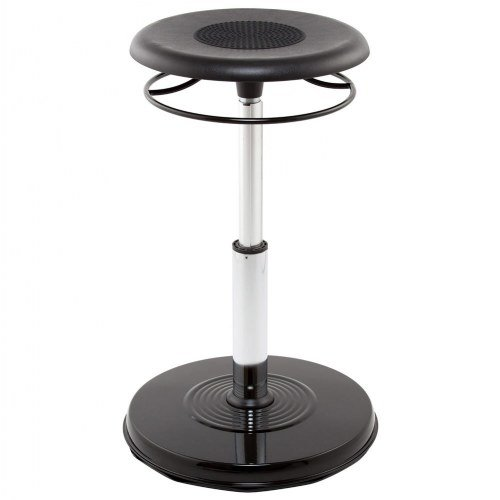 Kore Patented Adjustable height Wobble Stool by Kore