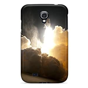 LcYxpIM8718DYMWS Anti-scratch Case Cover Maria N Young Protective Shuttle Endeavour Case For Galaxy S4