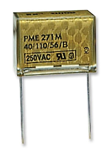 Capacitors - Film Suppression Capacitors - CAP FILM PAPER 47NF 250VAC RAD - PMR209MB5470M047R30 KEMET