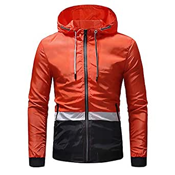 Men Jackets, Dartphew Men Winter Coat - Zip Slim Pocket