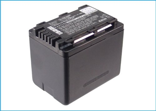 Battery2go Li-ion BATTERY Pack Fits Panasonic HC-V500M, H...