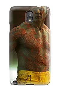 New Fashion Premium Tpu Case Cover For Galaxy Note 3 - Drax The Destroyer Played By Dave Bautista