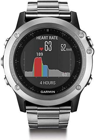 Garmin Fenix HR Watch Titanium product image