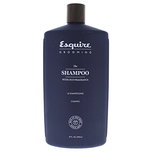 Esquire Grooming Shampoo for Men, 25 Ounce