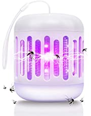 T98 Electric Insect Killer, Insect Killer Mosquito Killer with UV Light for Bedroom Gardens