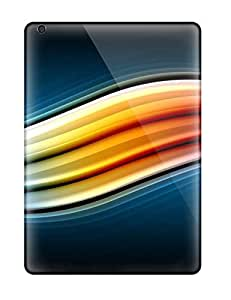 RonaldChadLund Snap On Hard Case Cover Free Phone Protector For Ipad Air