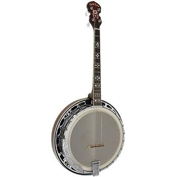 Gold Tone IT-250F Irish Tenor Banjo (Vintage Brown)
