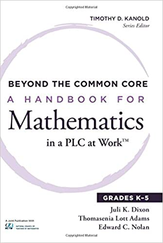 Amazon.com: Beyond the Common Core: A Handbook for Mathematics in a ...