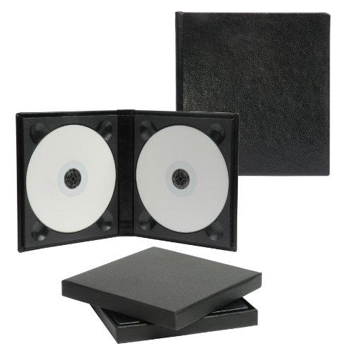 Neil Enterprises, Inc Classic Double CD/DVD Holder - Case of 12 by Neil Enterprises, Inc