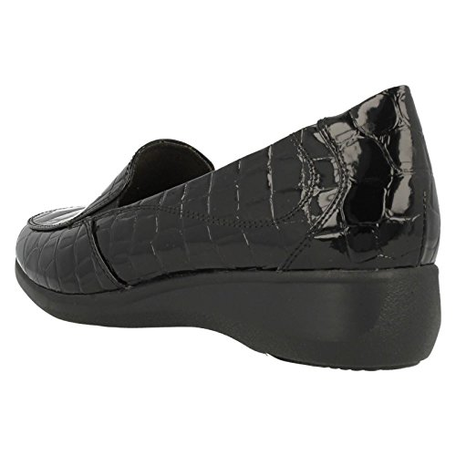 Clarks Womens Croc De Chaussures Marron De Gael Angora Brun AE5mIg