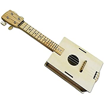 "The ""Gittylele"" Ukulele Kit - Easy to Build, Fun to Play, Made in the USA!"