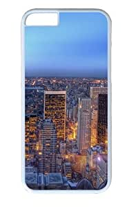 Central park New York PC For Iphone 5/5S Phone Case Cover White