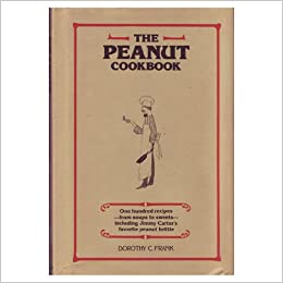 peanut cookbook