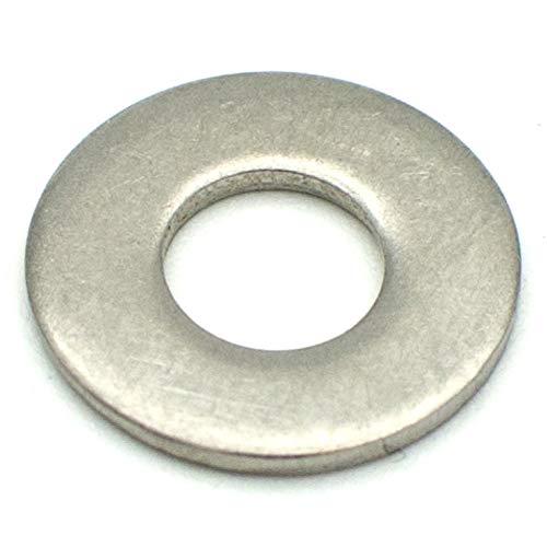 - TOPINSTOCK M5 x 12mm Stainless Steel Flat Washer for M5 Screw Pack of 100