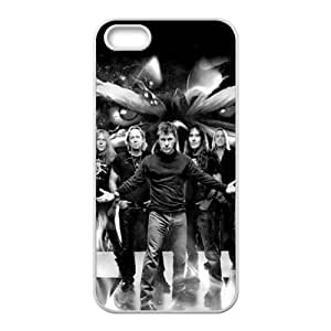 Happy iron maiden the final frontier Phone Case for Iphone 5s