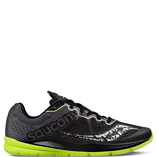 8 Shoes Fastwitch Running Saucony SS17 Black 7wTHwxv