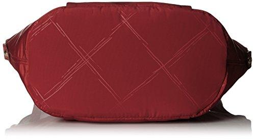 Tango Preppy Polyester Poly Vera Bradley Red Crossbody qSwOx1xXz