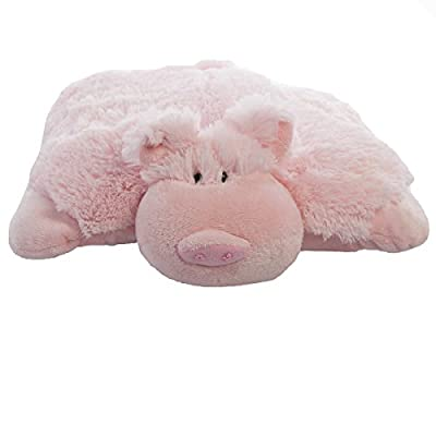 Pillow Pets Pee-Wees - Pink Pig: Toys & Games