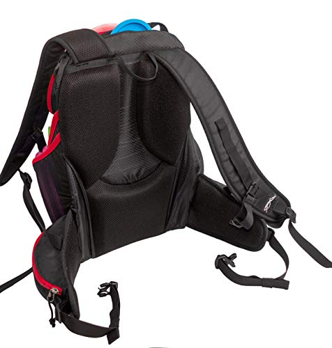 Upper Park Designs The Updated Version 6 Shift - The Most Comfortable Disc Golf Backpack Bag