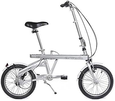 Velo Arcade plegable Sliding Bike 16 : Amazon.es: Deportes y aire libre