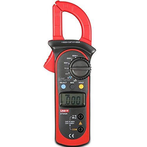 QOJA uni-t ut202a handheld digital lcd dc ac voltage current ohm by QOJA