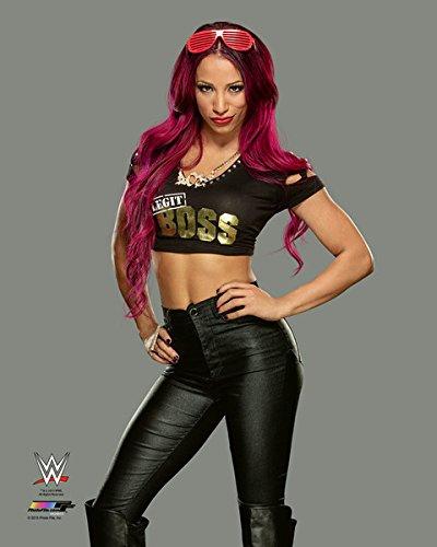 Sasha Banks - WWE 8x10 Photo