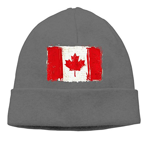 Hedging Cap Canadian Flag Cool Wool Beanies Cap (Canadian Wool)